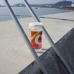 玖波漁港で唸るの巻